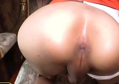 Grown soul penurious ladyman drilled without a condom from behind