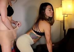 Yoga Panties Wearing down