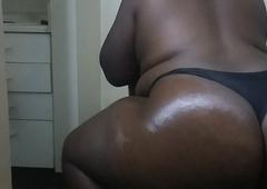 Untouched succulent ass, tally bent