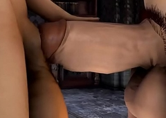 Pasquinade ladyboy - Saucy laughable coition