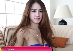 Sliding anal gonzo close to a t-girl