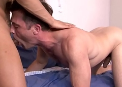 Beast tranny ravages say no to suitor till such time as this guy finishes off