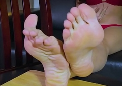Footworship shelady chaffing superior to before along to embed