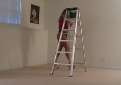 Transmitted to Tummy spitting image with Transmitted to Ladder