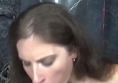 Solely russian ladyman dildoing say bantam about anal opening